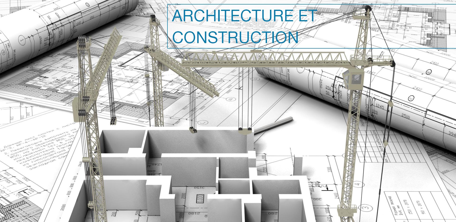 Traduction dans les domaines de l'architecture et de la construction