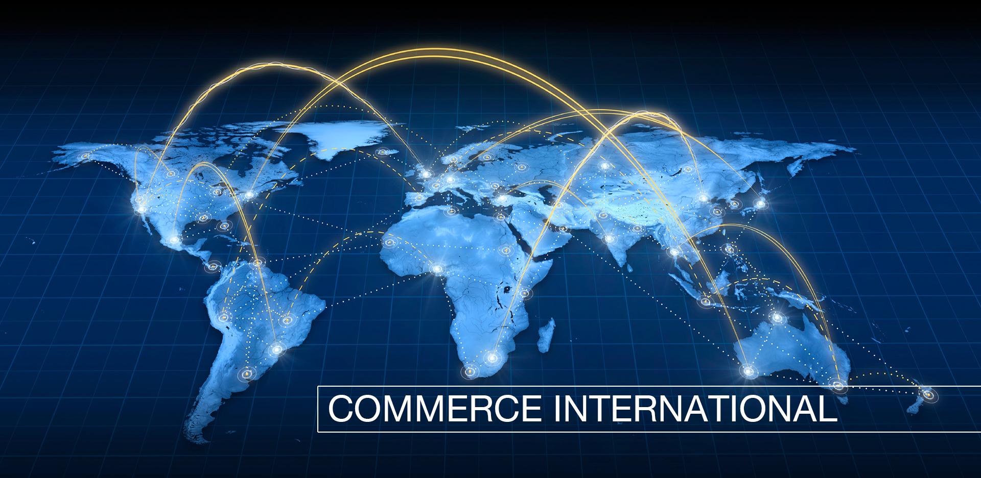 Traduction dans le domaine du commerce international